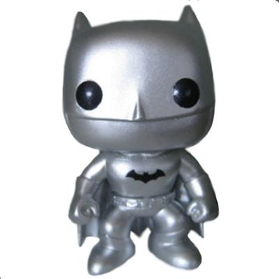 Funko Pop! Heroes Batman (Silver)