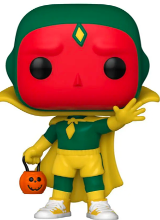 Funko Pop! Marvel Halloween Vision
