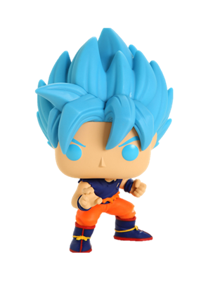 Funko Pop! Animation SSGSS Goku
