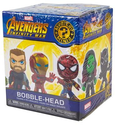 Mystery Minis Avengers: Infinity War Spiderman Stock
