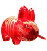 Kid Robot Labbits Infected (Red)