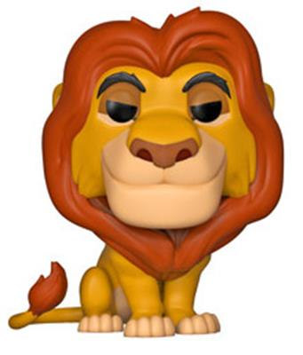 Funko Pop! Disney Mufasa Icon Thumb