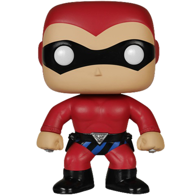 Funko Pop! Heroes The Phantom (Red)