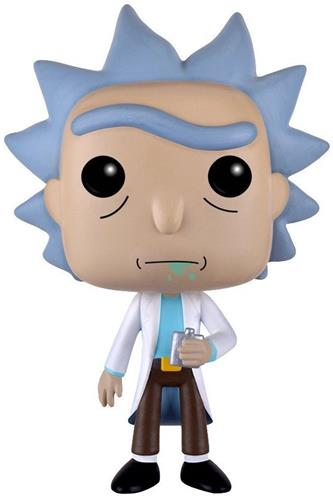 Funko Pop! Animation Rick