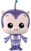 Funko Pop! Animation Space Cadet (Metallic) - CHASE