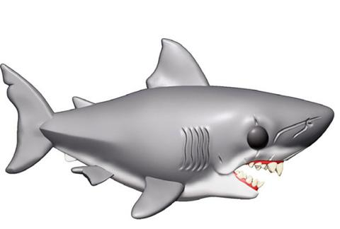 "Funko Pop! Movies 6"" Pop! Jaws"
