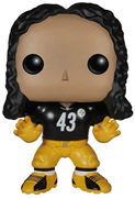 Funko Pop! Football Troy Polamalu