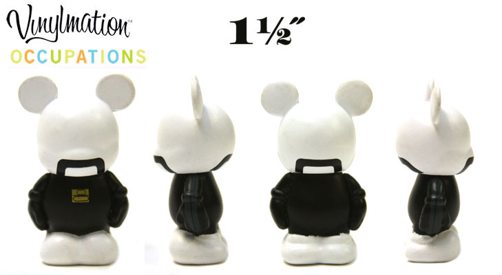 Vinylmation Open And Misc Occupations Jr. Briefcase