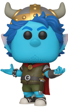 Funko Pop! Disney Warrior Barley