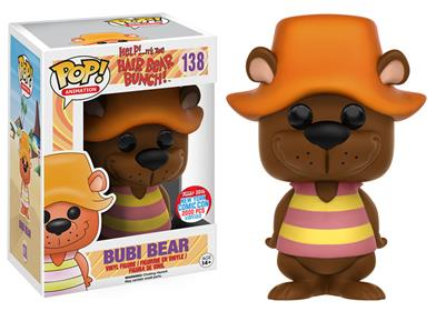 Funko Pop! Animation Bubi Bear Stock