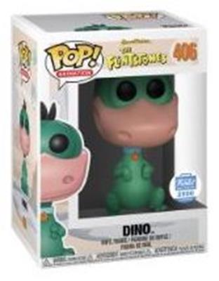 Funko Pop! Animation Dino (Green) Stock