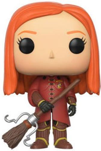 Funko Pop! Harry Potter Ginny Weasley (Quidditch) Icon