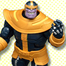 Marvel Legends Thanos Series