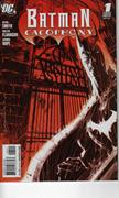 DC Comics Batman Cacophony (2008) Batman Cacophony (2008) #1 (Bill Sienkiewicz Variant Cover)