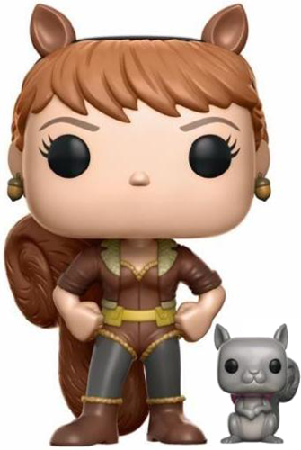 Funko Pop! Marvel Squirrel Girl