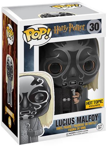 Funko Pop! Harry Potter Lucius Malfoy (Death Eater) Stock