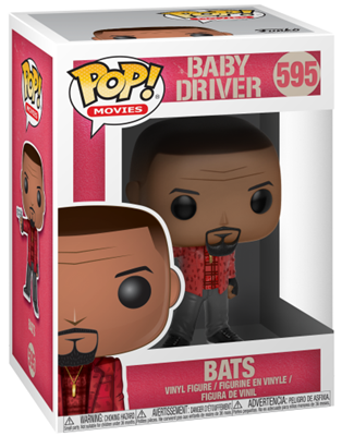 Funko Pop! Movies Bats  Stock