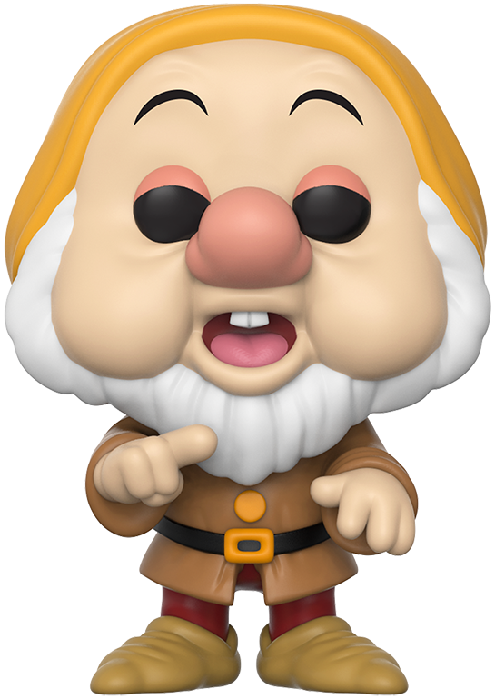 Funko Pop! Disney Sneezy Icon Thumb