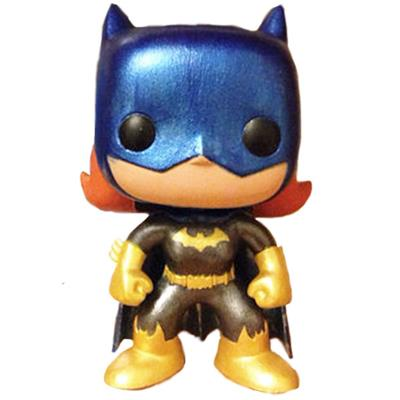 Funko Pop! Heroes Batgirl (Metallic)