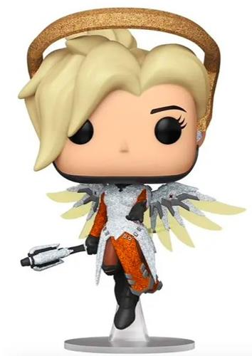 Funko Pop! Games Mercy (Glitter) Icon