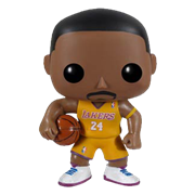 Funko Pop! Sports Kobe Bryant (Yellow Jersey)
