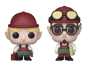 Funko Pop! Holidays Randy & Rob (2-Pack) Icon