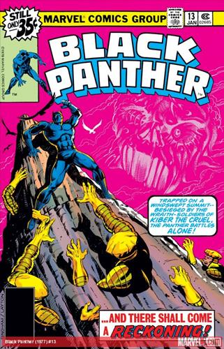 Marvel Comics Black Panther (1977 - 1979) Black Panther (1977) #13