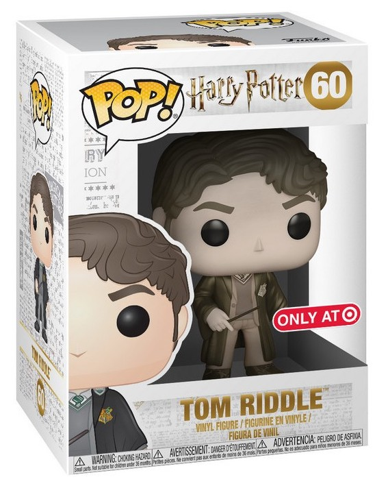 Funko Pop! Harry Potter Tom Riddle (Sepia) Stock