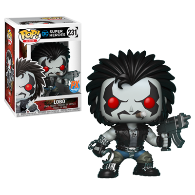 Funko Pop! Heroes Lobo Stock Thumb