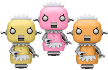 Funko Pop! Animation Rosie the Robot (3-Pack)