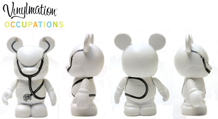Vinylmation Open And Misc Occupations Doctor