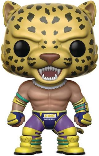 Funko Pop! Games Tekken King