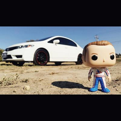 Funko Pop! Movies Ricky Bobby funko_freakout on instagram.com