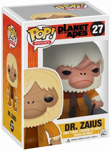 Funko Pop! Movies Dr. Zaius Stock