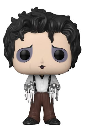 Funko Pop! Movies Edward in Dress Clothes