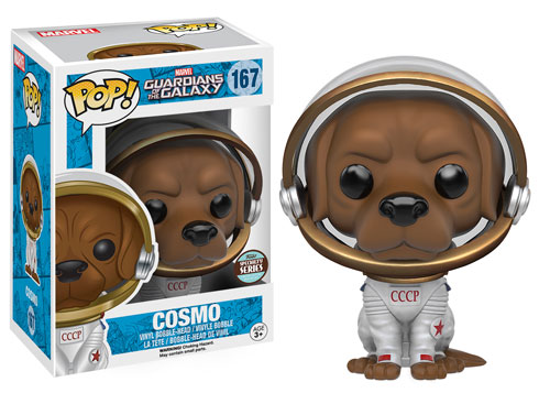 Funko Pop! Marvel Cosmo Stock