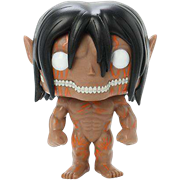 Funko Pop! Animation Eren (Titan Form) (Rage)