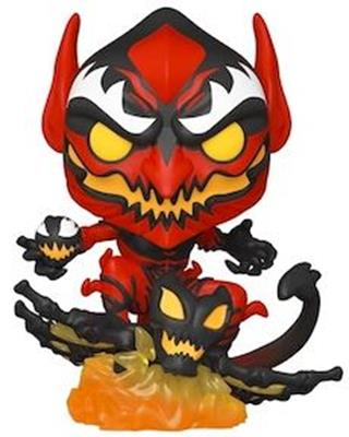Funko Pop! Marvel Red Goblin Icon