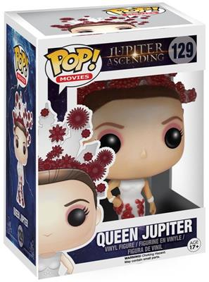 Funko Pop! Movies Jupiter Jones (Queen) Stock