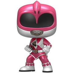 Pink Ranger (Action Pose) (Metallic)