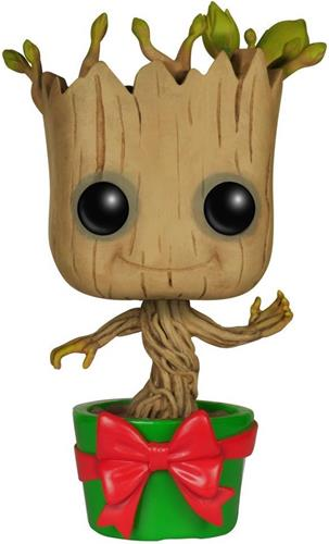 Funko Pop! Marvel Groot (Dancing) - Holiday