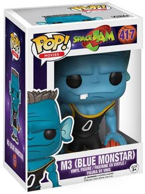 Funko Pop! Movies M3 (Blue Monstar) Stock Thumb