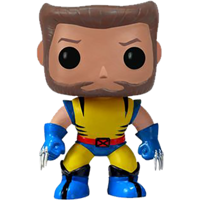 Funko Pop! Marvel Wolverine (Unmasked) Icon Thumb