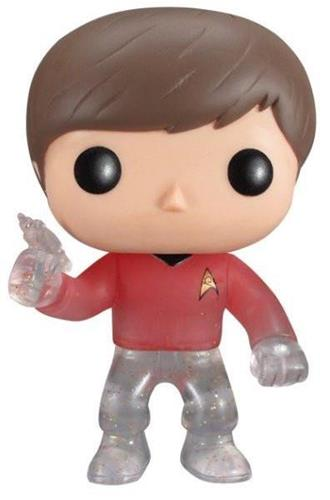 Funko Pop! Television Howard Wolowitz (Star Trek) - Transporting