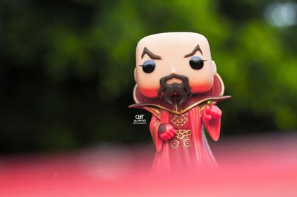 Funko Pop! Movies Ming the Merciless alvinrophotography