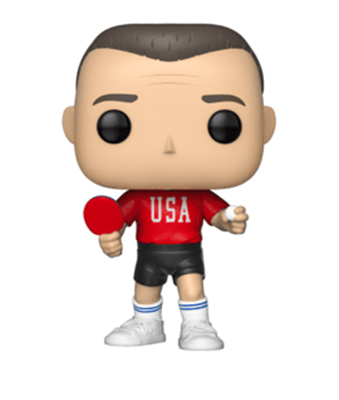 Funko Pop! Movies Forrest Gump (Ping Pong Outfit) Icon