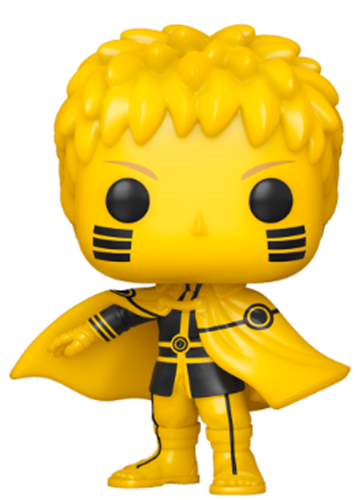 Funko Pop! Animation Naruto (Hokage) (Chase) (Glows in the Dark)