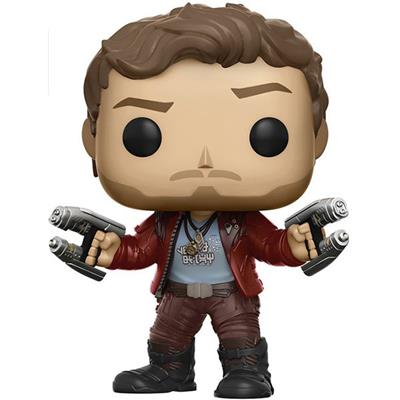 Funko Pop! Marvel Star-Lord (Vol. 2)