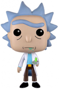 Funko Pop! Animation Rick (w/ Portal Gun)