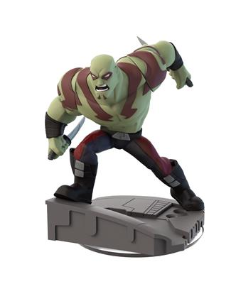 Disney Infinity Figures Marvel Comics Drax